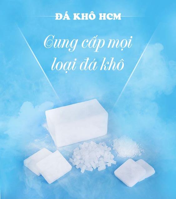 Đá Khô - Bán Đá Gel HCM